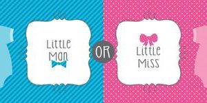 Little Man or Little Miss?